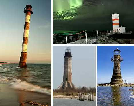 9 more abandoned lighthouses