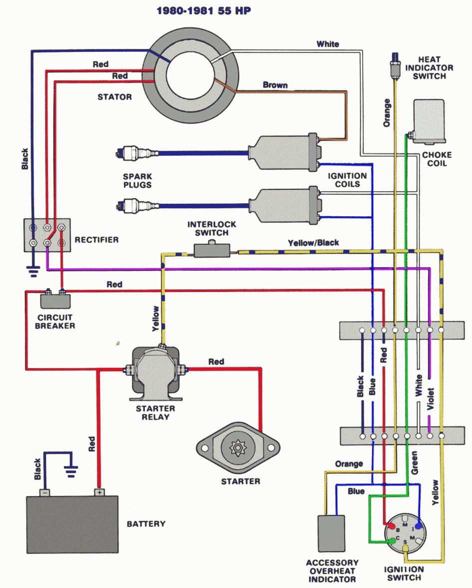 Wiring Manual Pdf  140 Mercruiser Wiring Diagram Schematic