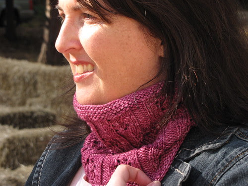 Blackberry Cowl