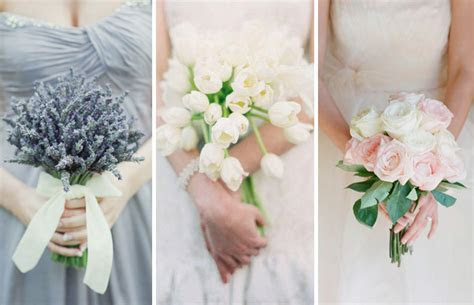 A Cheaper Way to Floral Chic   Single Bloom Bouquets