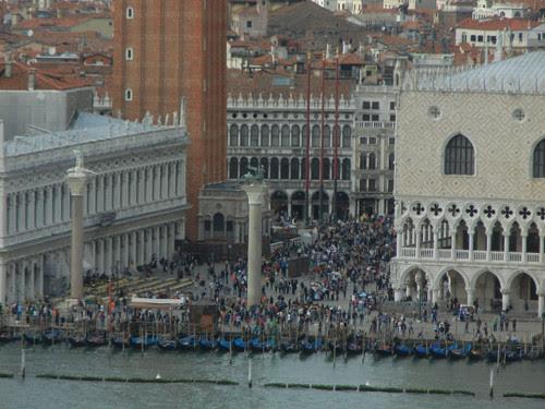 DSCN0389 - View of Piazza San Marco from Giorgio Maggiore, Venezia, 11 October