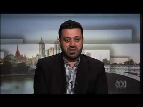Syria conflict - ABC Interview with Robert Bekhazi