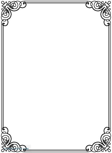 free borders for word ? Clipart Free Download   Borders