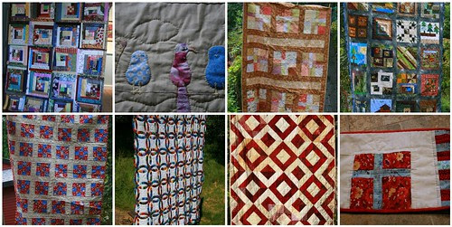 2010's finished quilts