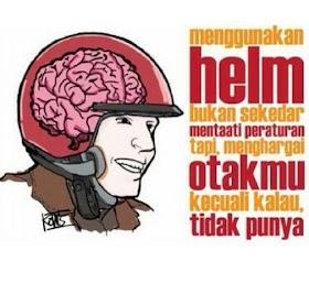 Gambar Helm Lucu