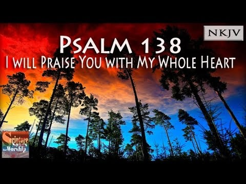 Image result for image psalm138:1