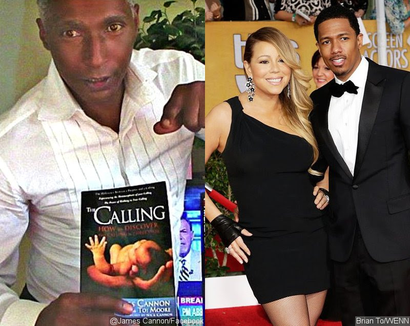 Nick Cannon's Dad Shares Cryptic Messages About Relationship Amid His Son's Split From Mariah Carey