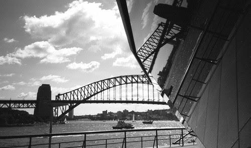Reflected Bridge (2)