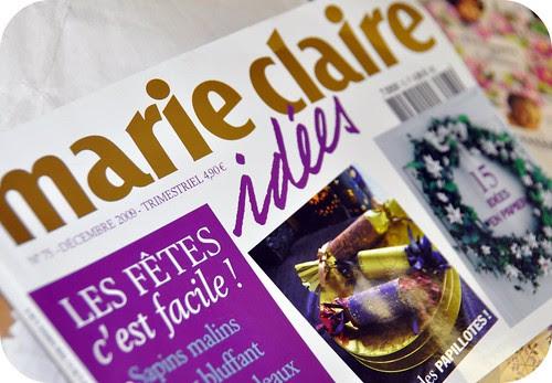 Marie Claire Idées Magazine