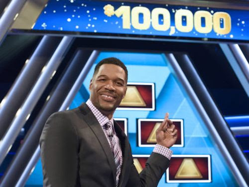 Michael Strahan - The $100,000 Pyramid