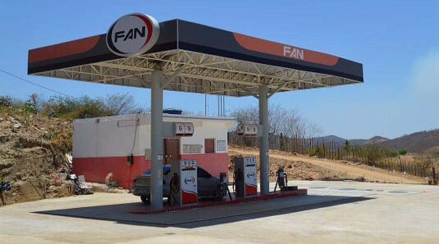 Ex-catador de latinha vai inaugurar posto de combustível construído por suas próprias mãos, em Curral Velho