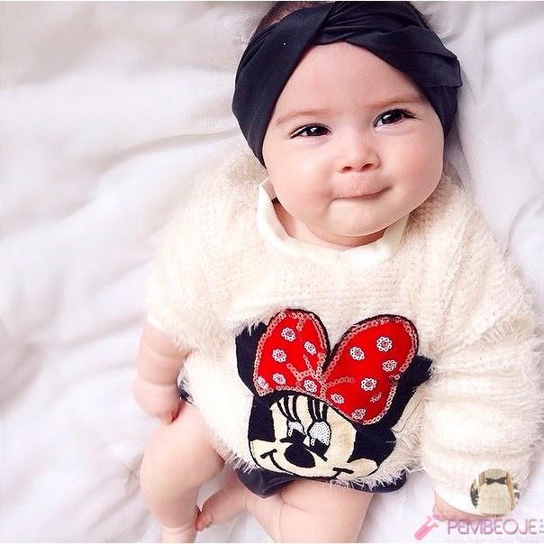 Kız Bebek Modası Pembeojecom