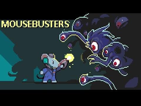 Mousebusters, Game Petualangan Cerita Horor Dari Odencat Sudah Bisa Kamu Pre-register di Google Play! oleh - sukamaingames.online