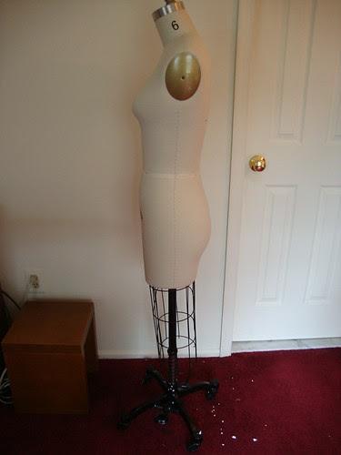 Roxy dressform size 6