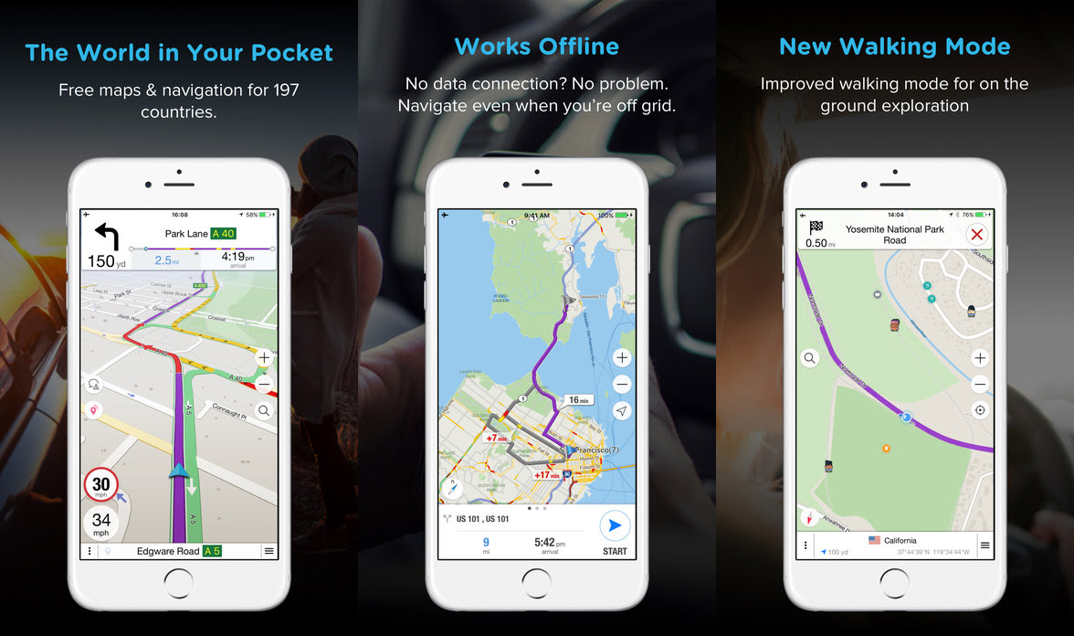 5 Free Offline Maps For Android And Ios Without Internet