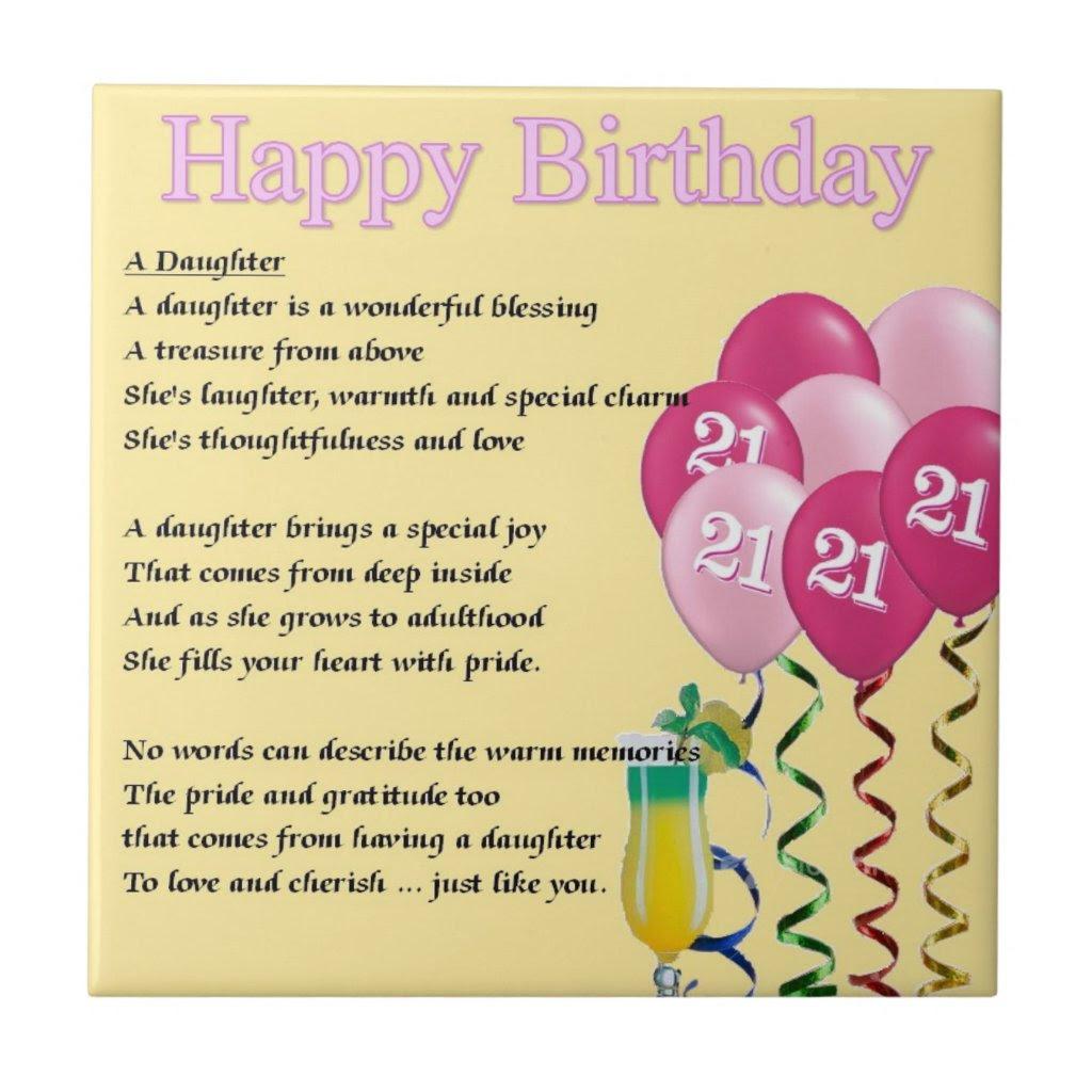 Glückwünsche Zum 21 Geburtstag Des Sohnes Geburtstag