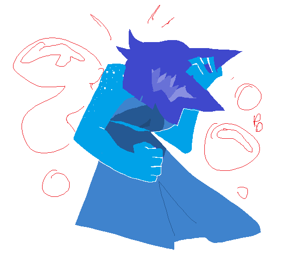i sure draw lapis a lot