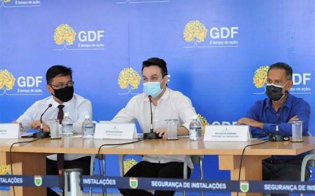 Distrito Federal inicia agendamento para gestantes e puérperas sem comorbidades