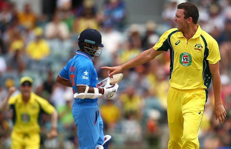 Josh Hazlewood - Best players from India and Australia who will not feature in the T20 series