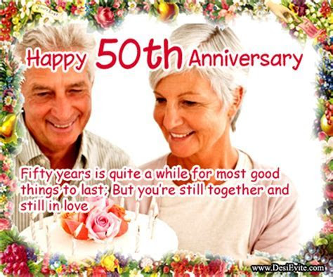 50th Anniversary Wishes   Wishes, Greetings, Pictures
