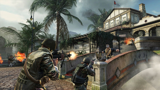 Call Of Duty Black Ops Annihilation Escalation