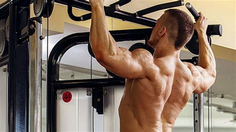 benefits  pull ups    exercise  mass