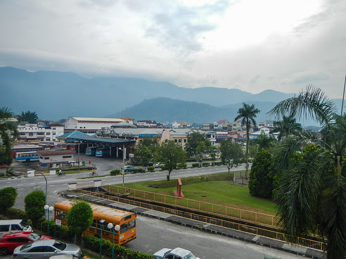 Highlands in Central Malaysia