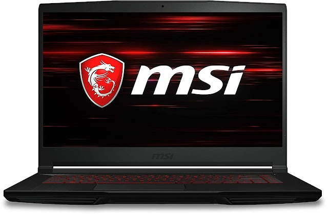 MSI GF63 Intel Core i5 8th Gen 15.6-inch Gaming Laptop With The Best Performance