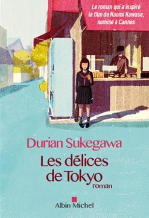 Couverture Les délices de Tokyo