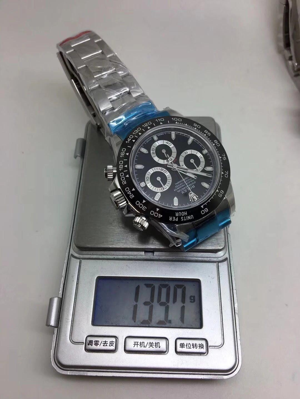 Noob Replica Rolex Daytona 116500 Ceramic Black_4
