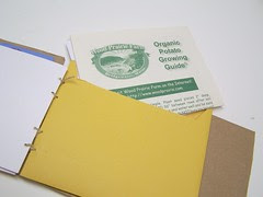 folder for the growing guide & inc recipes