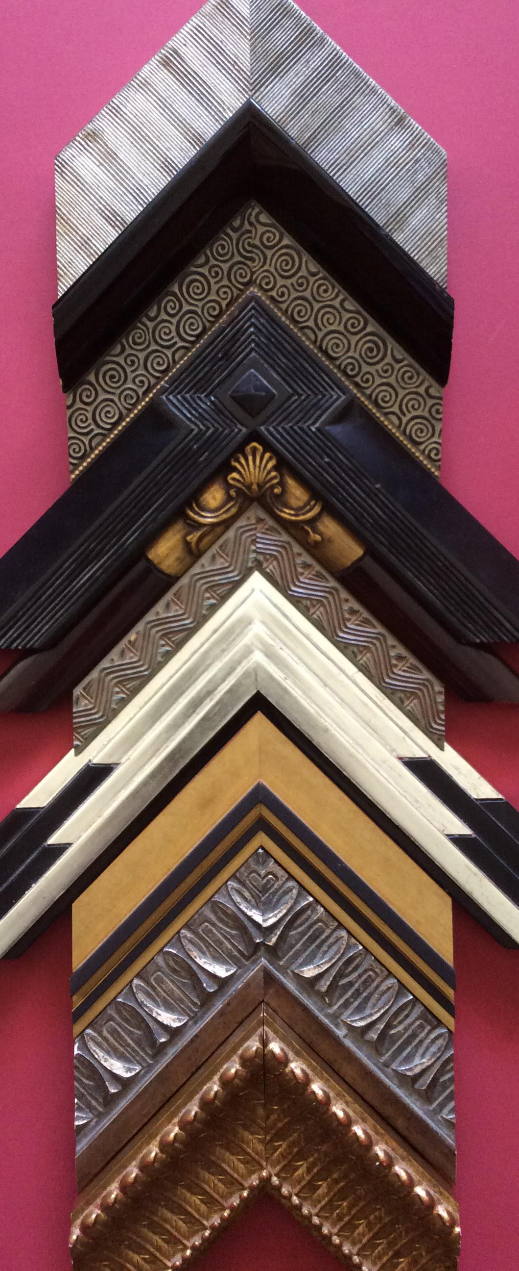 Custom Wood Frames Allan Jeffries Framing