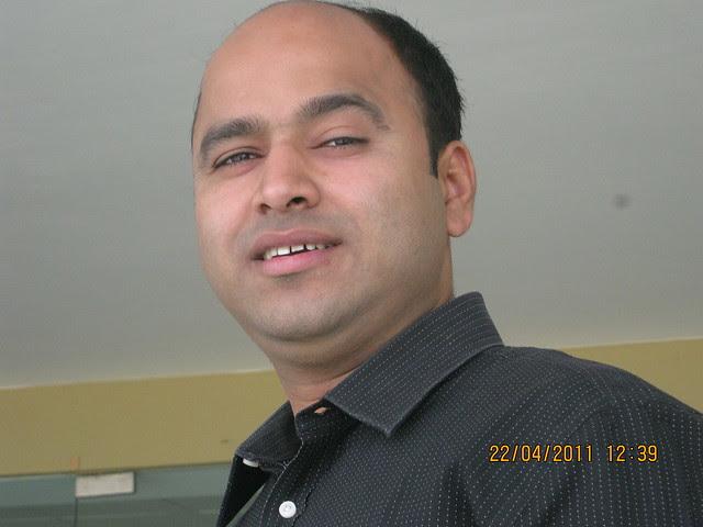 Santosh Gaikwad, Sr. Manager Sales & Marketing, Pride Purple Group at Park Springs - 2 BHK - 3 BHK Flats - Lohegaon Gram Panchayat - Dhanori - Pune 411 032 - By Pride Purple Group & Rainbow Housing