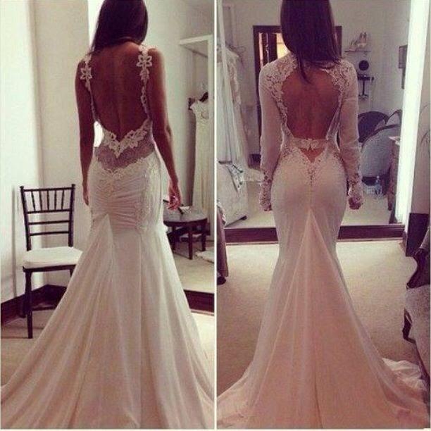 Wedding Dress Back Out