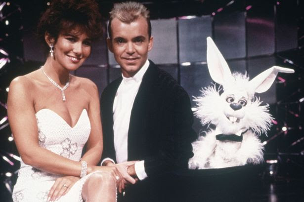 'A Kind of Magic' - Linda Lusardi and Wayne Dobson