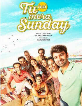 Tu Hai Mera Sunday Comedy Film Poster