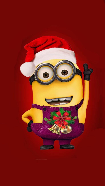 ミニオンのクリスマス2 めちゃ人気 Iphone壁紙dj