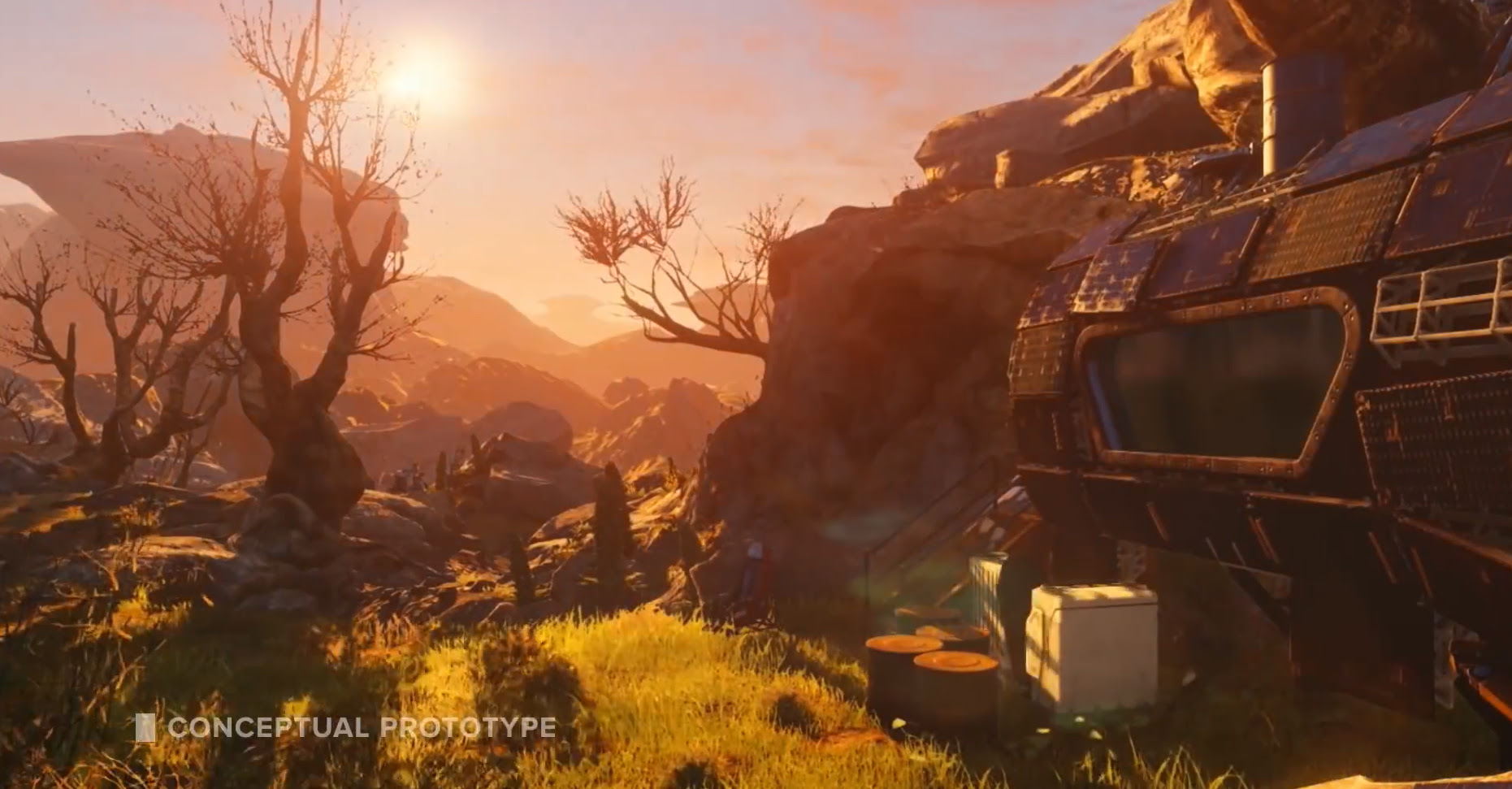 BioWare is taking more time for its new IP screenshot