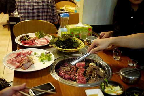 Restaurant: Won Jo Korean BBQ (Strathfield, NSW)