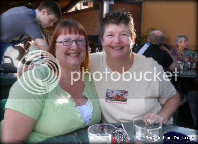 Brenda and Karin, Tucson