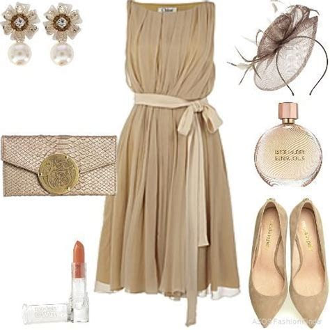 Pretty summer wedding guests outfits 2017