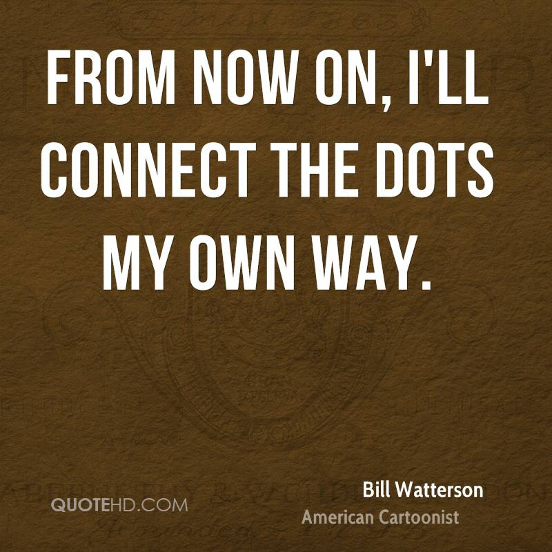 Bill Watterson Quotes Quotehd