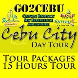 Cebu City + Crown Regency Sky Experience Adventure Day Tour Itinerary 15 Hours Package