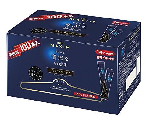 AGF マキシム ちょっと贅沢な珈琲店 スティック 100本
