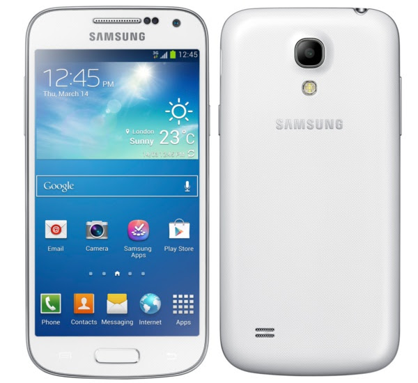 Samsung Galaxy S4 Mini With LTE in Singapore