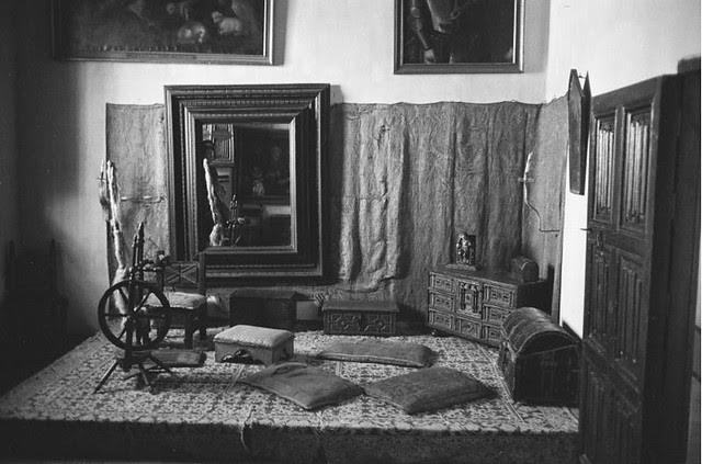 Museo del Greco de Toledo en septiembre de 1962. Fotografía de Harry Weber. Österreichische Nationalbibliothek