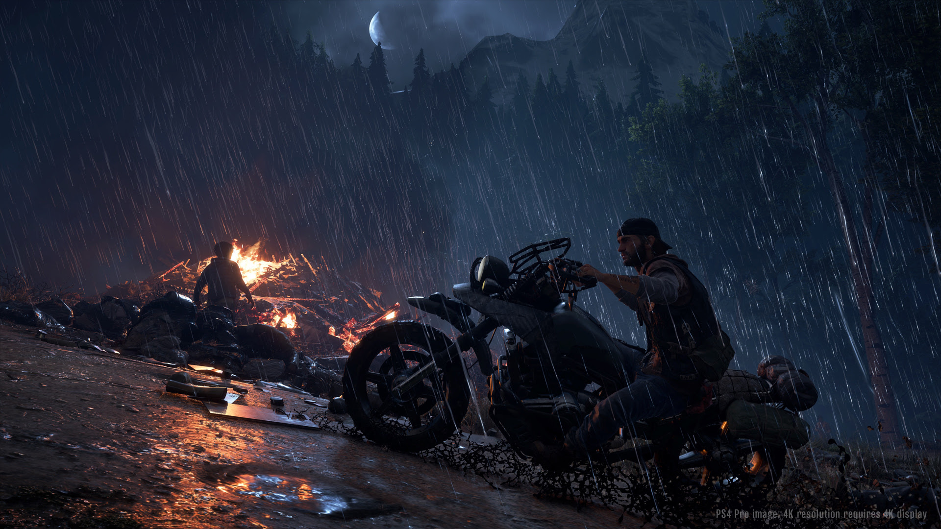 Days Gone's dynamic world sets it apart, but I need more convincing screenshot