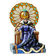Snow White Disney Traditions Evil Queen Enthroned Statue