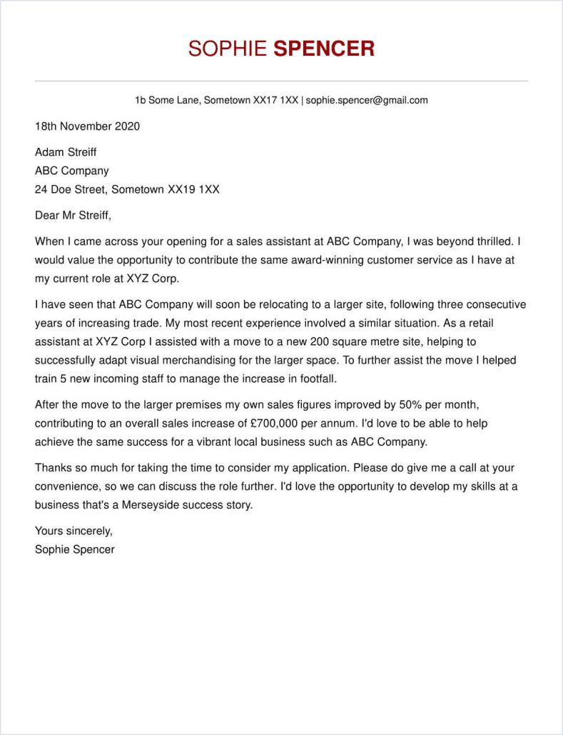 Pharmacist Cover Letter Template Cover Letter Templates