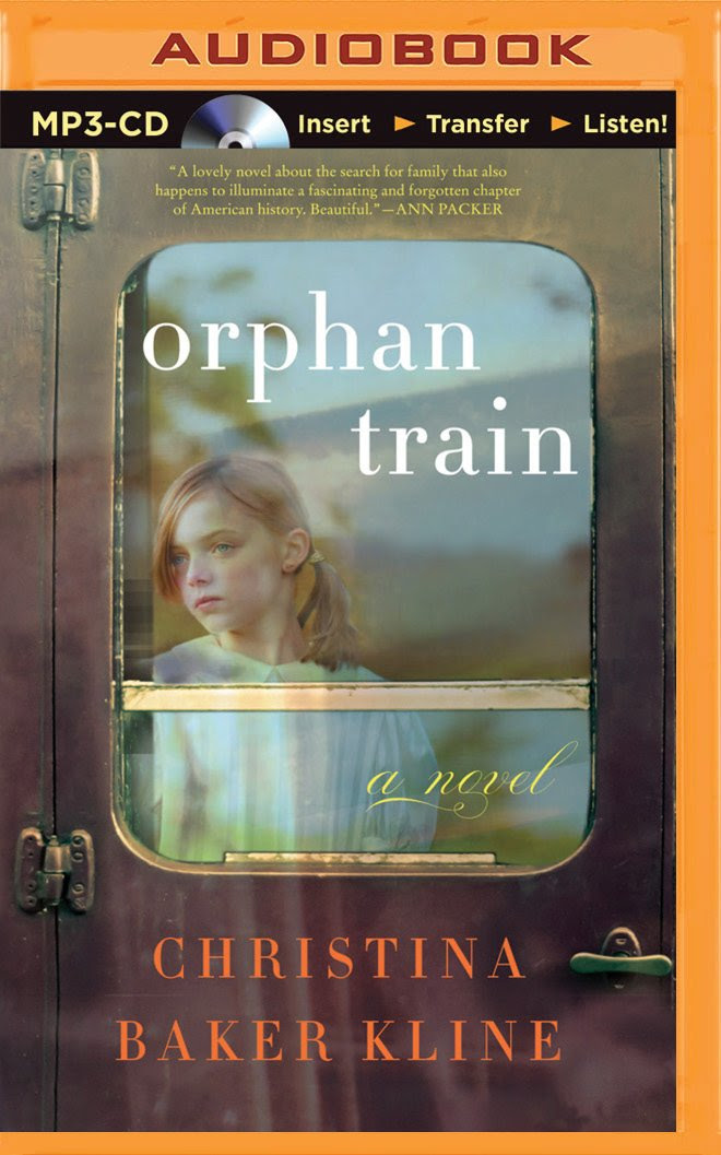 Orphan Train: A Novel: Christina Baker Kline, Jessica Almasy ...